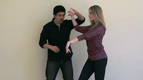 New Beginner Salsa Videos Added to Pocket Salsa