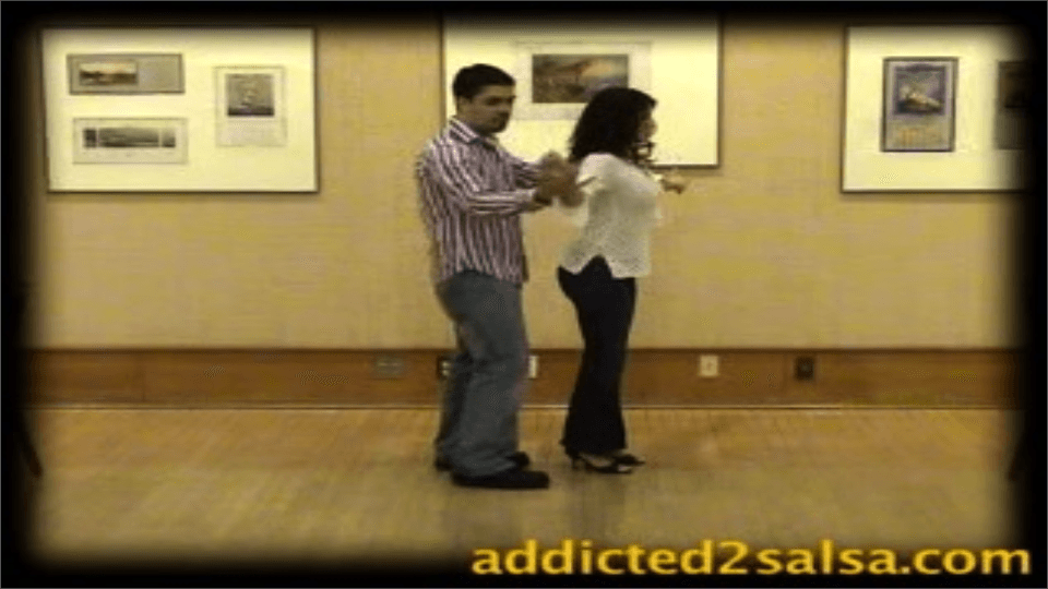 Autres simple de danse salsa Salsa Dance Video