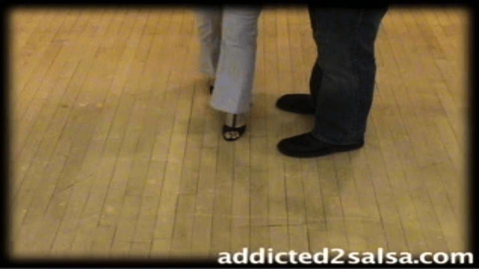 How to Salsa Dance : Beginner Dance Moves Salsa Dance Video