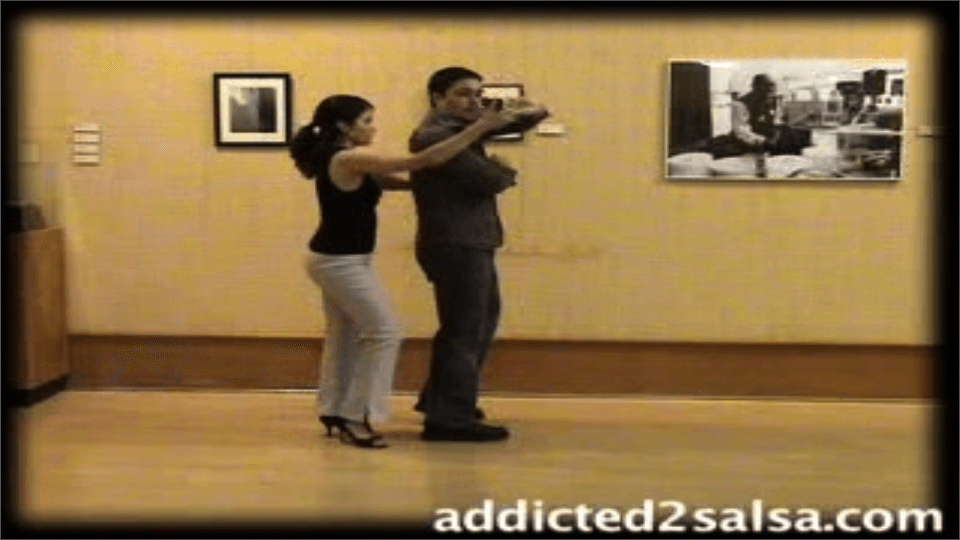 """Le sous-marin """"Boop"""" aller de la danse Salsa Dance Video"""