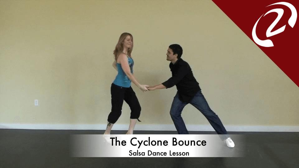Pasos de Salsa con estilo Mambo Salsa Dance Video