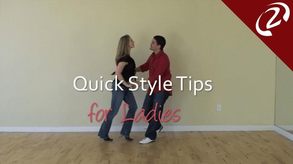 Cinco consejos para bailarines de cualquier nivel Salsa Dance Video