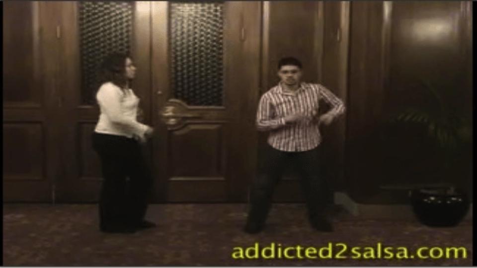 Libre débutant leçons de danse salsa Salsa Dance Video