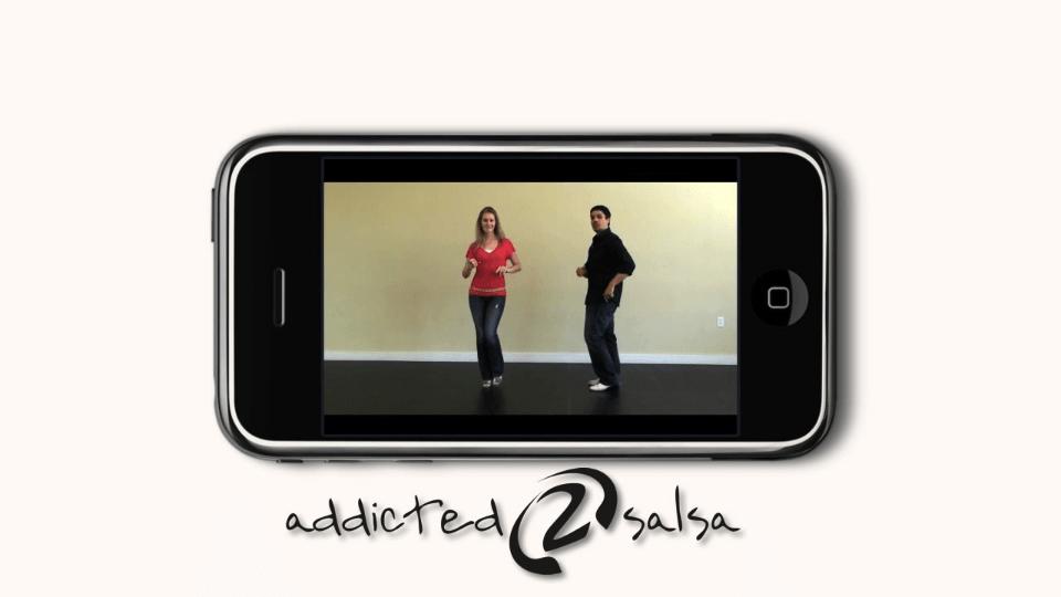 salsa de poche pour les videos de salsa sur la route! Salsa Dance Video