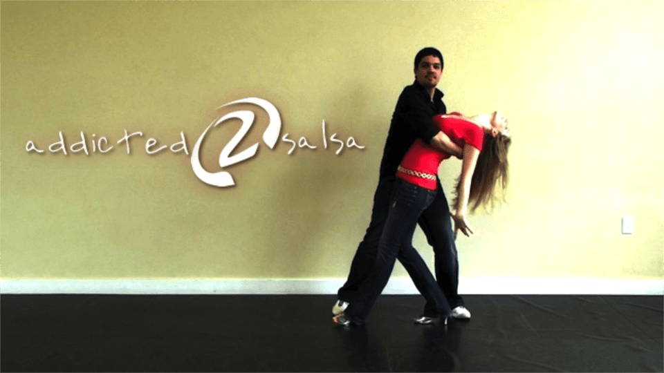 base DIP danser la salsa Salsa Dance Video