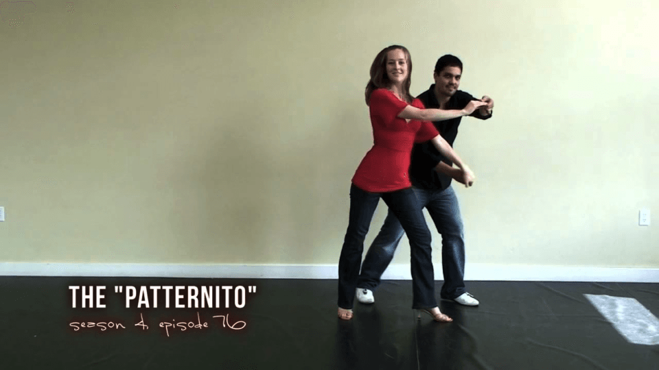 die patternito Salsa Dance Video