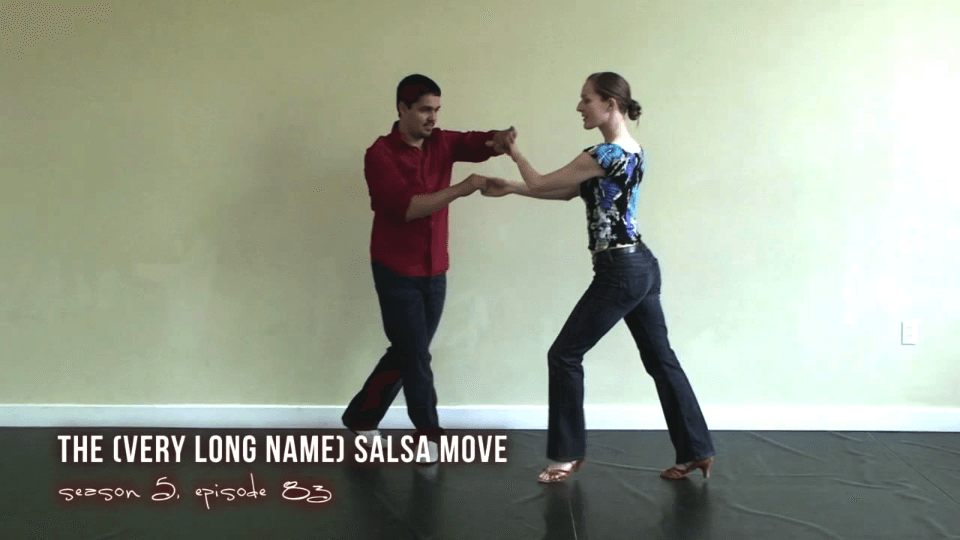 Movimientos avanzados de salsa Salsa Dance Video