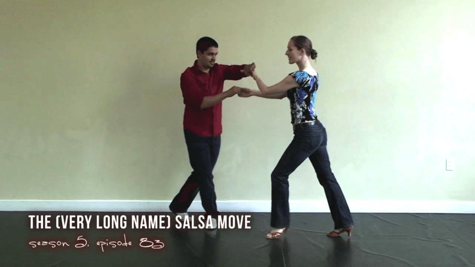 movimentos de dança mais avançados salsa Salsa Dance Video