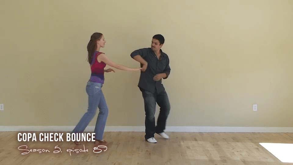 Copa Check Salsa Bounce Salsa Dance Video