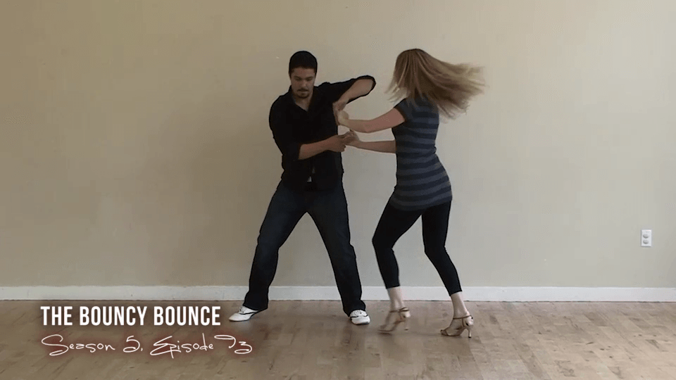 La Salsa rebond gonflable Salsa Dance Video