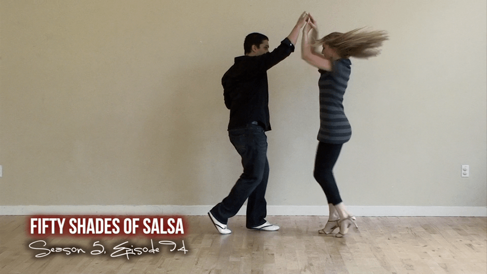 Fünfzig Shades of Salsa Salsa Dance Video