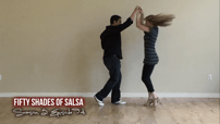 Fifty Shades of Salsa Dancing
