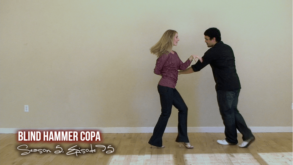 Blind Hammer Bounce Salsa Dance Video