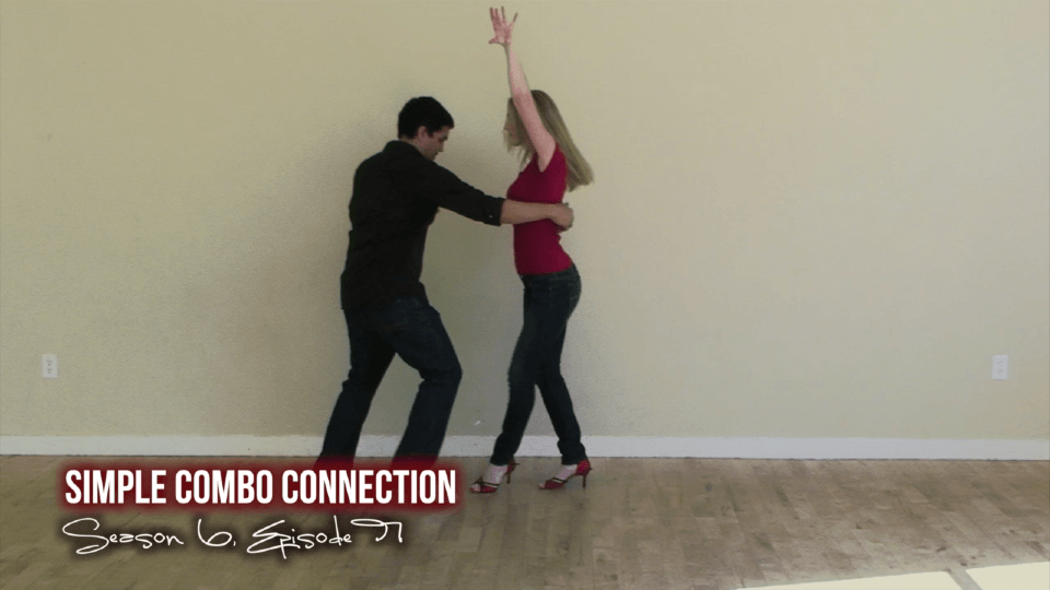 Simple Salsa Combo Connection Salsa Dance Video