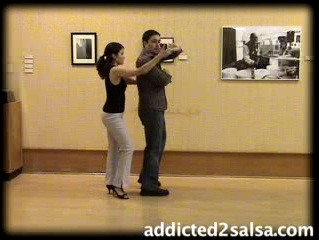 Salsa Dance Lesson : The Submarine Combo