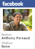 Anthony 'Papi' Persaud's Facebook profile