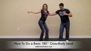 The 180 Cross Body Lead