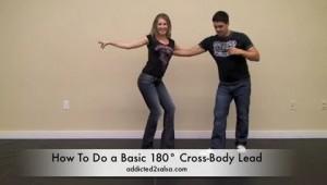 The 180 Cross Body Lead