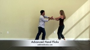 Advanced Salsa Dancing Hand Tricks and Flicks