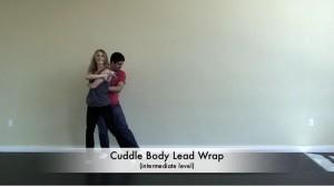Salsa Dance Cuddle Cross Body Lead