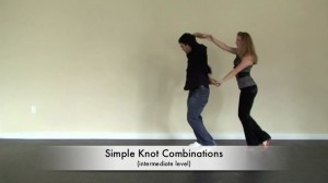 Salsa Dancing Knot Combinations