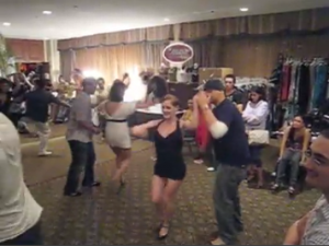 A Weekend in Salsa Dancing