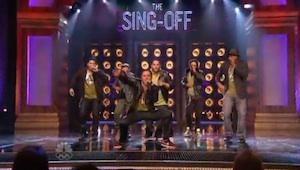 NOTA The Sing-Off Jason Mraz I'm Yours