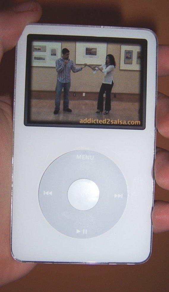 Addicted 2 Salsa on iPod
