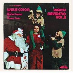 Hctor Lavoe & Willie Coln - Asalto Navideo, Vol. 2