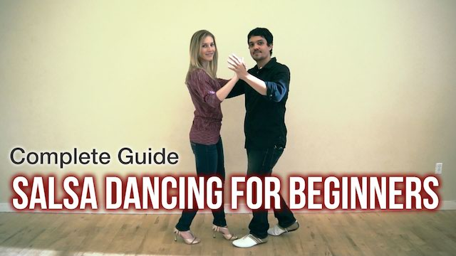 The best guide for salsa dancing for beginners