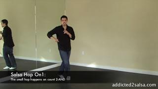 Salsa Dance Footwork for Beginners