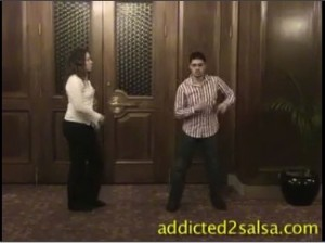 An Extended Beginner Salsa Dance Lesson Video
