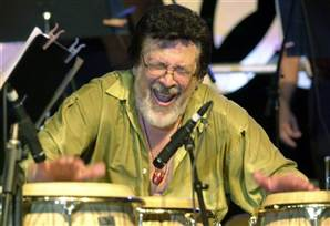 The King of the Hard Hands, Ray Barretto Dies at 76