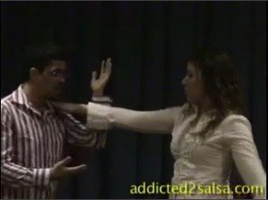 Salsa Dance Episode : Double-Hand turn and the Tai-Flip