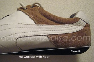 Good Salsa Shoe Design