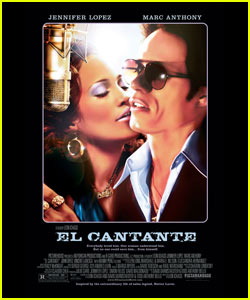 Jennifer Lopez and Mark Anthony in 'El Cantante'