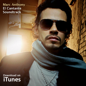Marc Anthony - El Cantante Movie Soundtrack