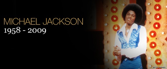 Michael Jackson 1958-2009 (Photo Credit: CNN.com)