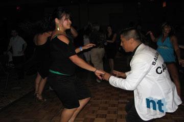 Miguel and Pauline - Salsa Summer Splash
