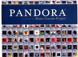 Pandora - Find New salsa music based on your favorites