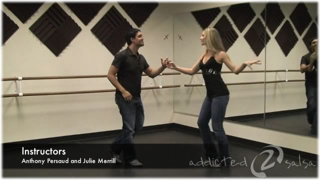 Salsa Dancing Steps for Beginners