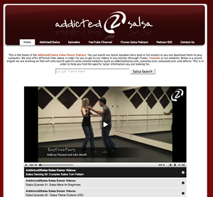 Download Free Salsa Dance Video Lessons!