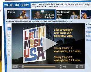 The Salsa Revolution Documentary