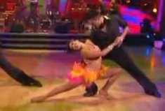 Serena Cuevas Tiempo Libre Dancing With the Stars