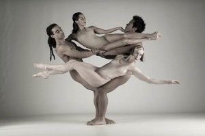 Achieving balance in dance