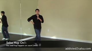 Latin Salsa Dance Footwork for Beginners | Salsa Dance Videos